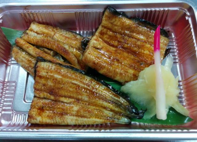 鰻蒲焼 ※要予約