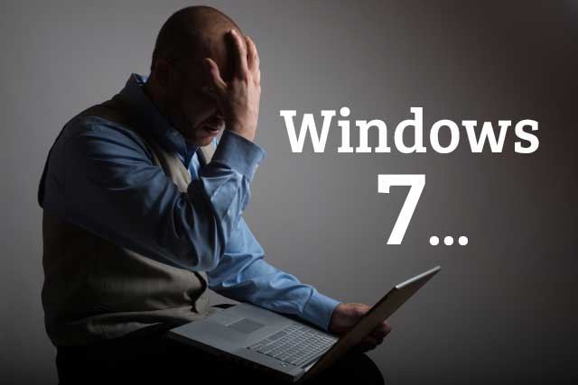 windows7問題